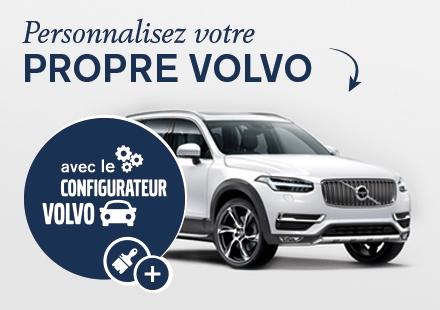Configurez votre Volvo