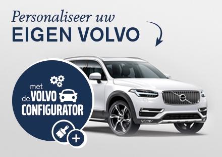Configureer uw Volvo
